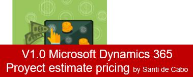Calcula el precio de tu proyecto con Microsoft Dynamics 365