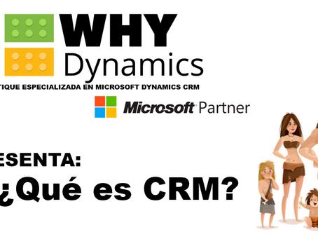 ¿Qué es CRM, Microsoft Dynamics? Definición de CRM