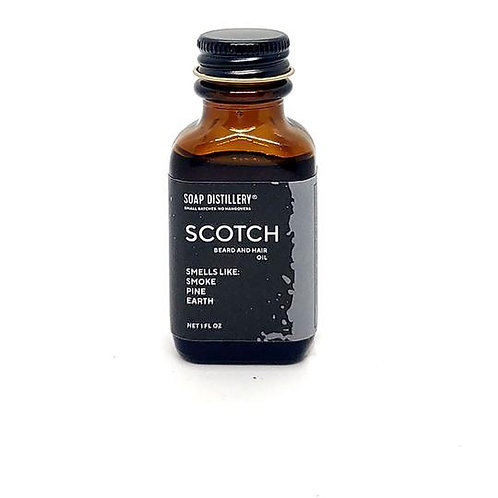 Scotch Beard Oil