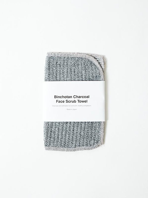 Charcoal Face Wash Cloth