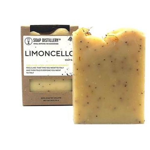 Limoncello Artisan Soap