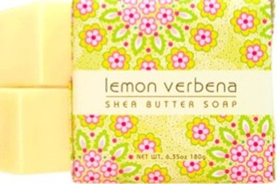 Lemon Verbena  Botanical Butter Soaps