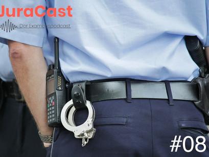 Folge 08: Mindestgröße für den Polizeivollzugsdienst (Öffentliches Recht | Jura-Podcast)