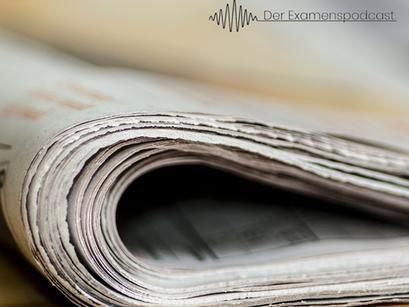 Folge 25: Maulkorb für die Presse? Zitate und das allgemeine Persönlichkeitsrecht (Jura-Podcast)