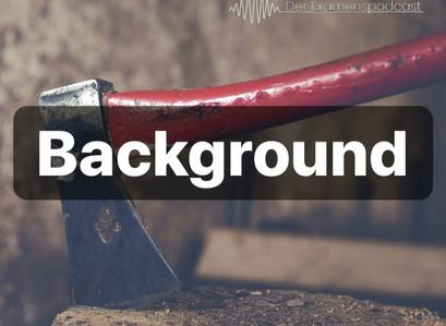 Folge 28: Background zu Folge 27 – Die Abirrung des Beils (Strafrecht | Jura-Podcast)