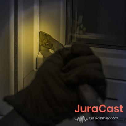 Folge 44: Wohnungseinbruchsdiebstahl bei verstorbenen Bewohnern? (Strafrecht | Jura-Podcast)