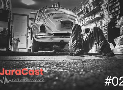 Folge 02: Vorschusspflicht des Verkäufers / Nacherfüllung (Zivilrecht | Jura-Podcast)