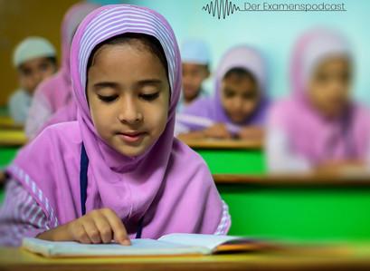 Folge 24: Niqab in der Schule (öffentliches Recht | Jura-Podcast)