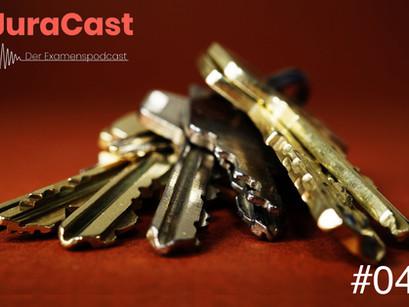 Folge 04: Schlüssel als Scheinwaffe? (Strafrecht   Jura-Podcast)