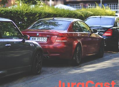 Folge 33: Parken auf Privatparkplatz – Halterhaftung? (Zivilrecht | Jura-Podcast)