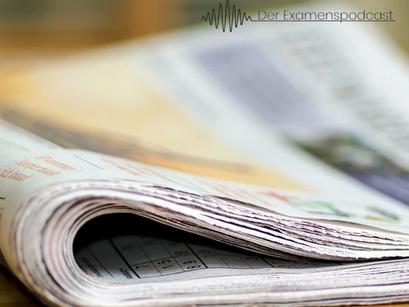 Folge 48: aPR-Verletzung durch Berichterstattung über Scheidung? (Zivilrecht | Jura-Podcast)