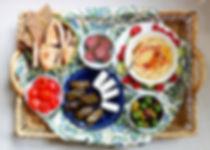 ΣΑΛΑΤΕΣ, ΜΕΖΕΔΕΣ,ΣΑΛΤΣΕΣ, τζατζίκι, ταραμοσαλάτα, τυροκαφτερή, χούμους, τυροκαφτερη, μελιτζανοσαλάτα, σκουμπρί, σάλτσα για μακαρόνια, σάλτσα για πίτσα, ντομάτα με τυρί, ντομάτα με βασιλικό, ντομάτα με φέτα
