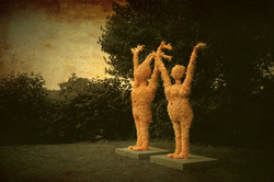 Witchcraft Museum Sculptures 2018