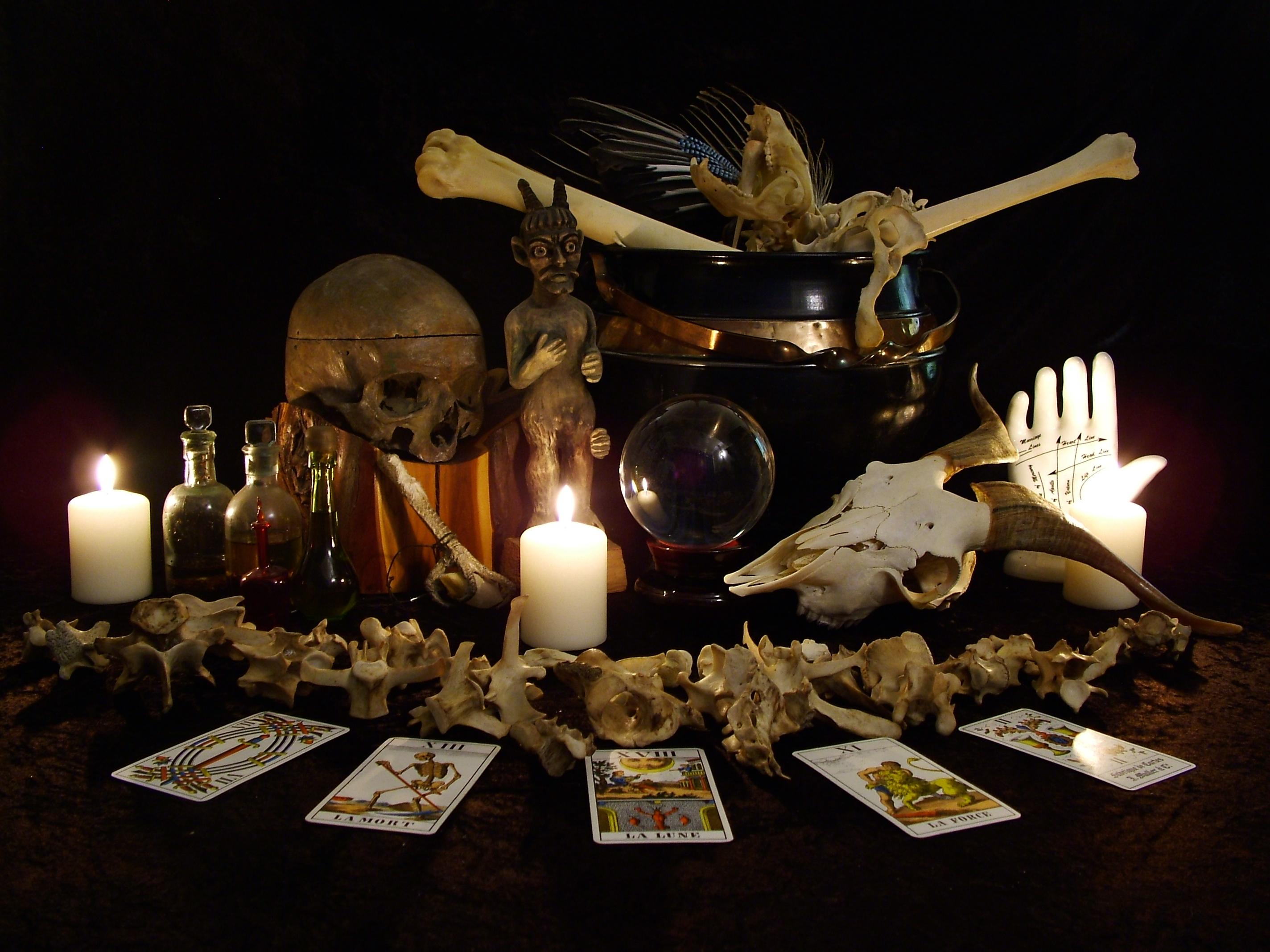 Tis Witchcraft