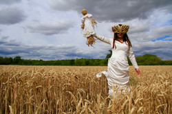Goddess of the Grain