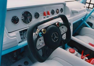 Mercedes x Virgil Abloh