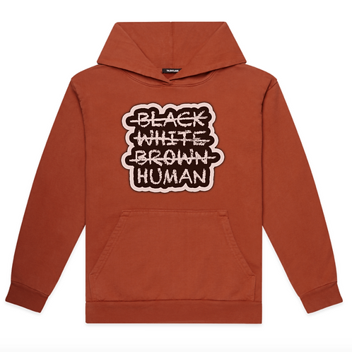 """""""Human"""" Hoodie Black Lives Matter Collection"""