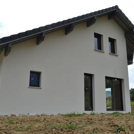 Maison individuelle - Façade neuve