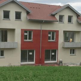 Immeuble collectif - Ravalement de façade