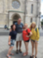 My Family in Budapest