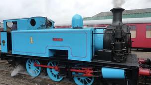 Thomas the Tank Engine: 'Scrap HS2 white elephant madness now'