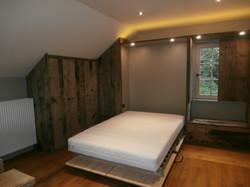 Slaapkamer - uitklapbaar bed