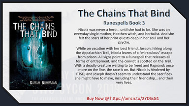 StoryTime OWSCyCon2019 The Chains That Bind