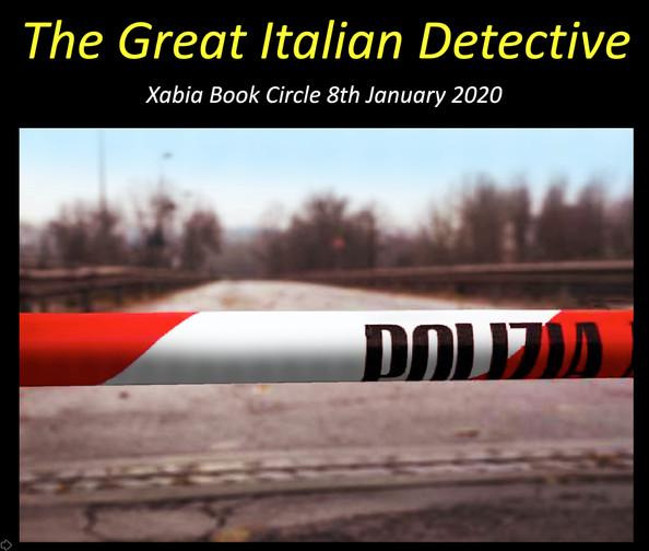 The Great Italian Detective