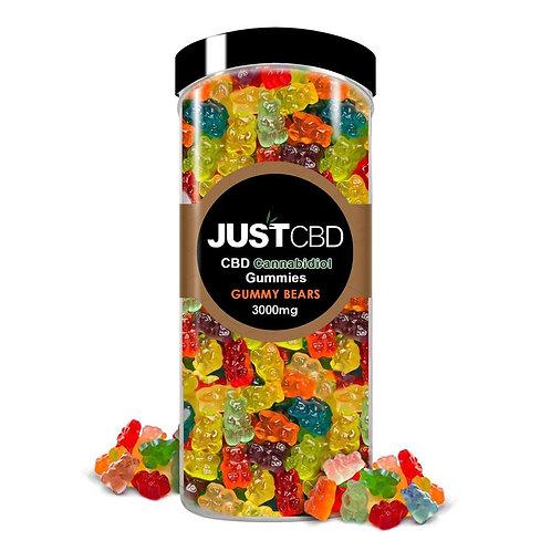 Just CBD Gummies 3000mg