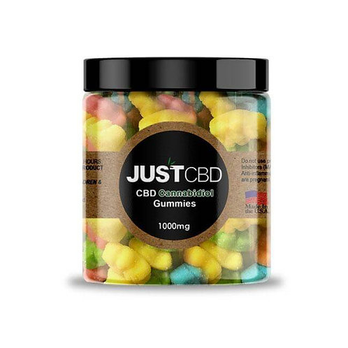 Just CBD Gummies (1000mg)