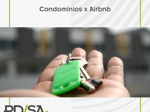 Condomínios x Airbnb