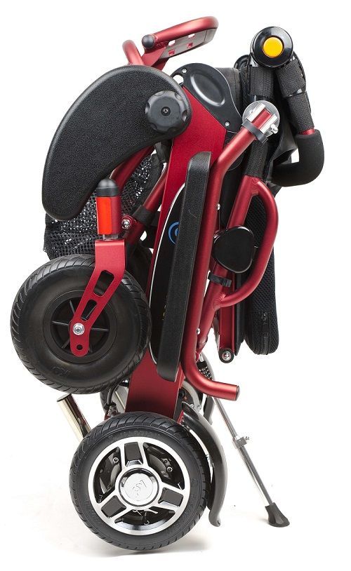 Geo Cruiser Red LX-Folded