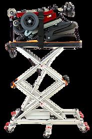 GoLite-Portable-Lift-Luggie-Elite-Raised