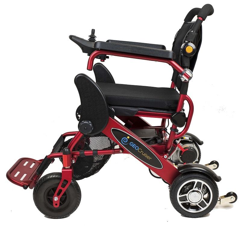 Geo Cruiser Red DX - Side