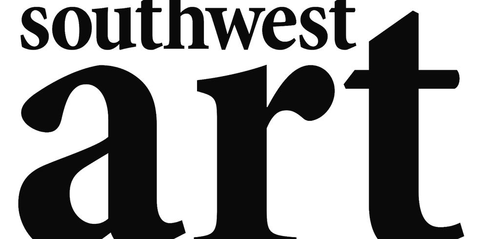 New Year New Works in Southwest Art Magazine