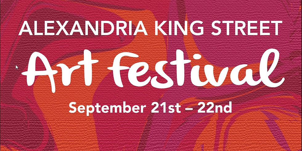 Alexandria King Street Art Festival