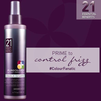 Colour Fanatic! With an amazing 21 different benefits!