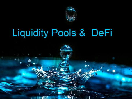 What is a Liquidity Pool and how You can Benefit from one