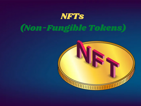 What Are NFTs (Non-Fungible Tokens) & What's their Working Principle?