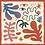 Thumbnail: Lenço Seda Matisse