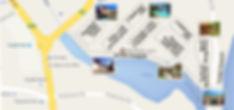 Map Hotels Villa Tangalle lagoon