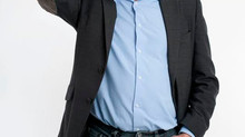 Willem Schoonen (voormalig hoofdredacteur Trouw ) docent Journalistiek & Media  aan de HTF