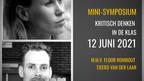 Mini-symposium 12 juni: Kritisch denken in de klas
