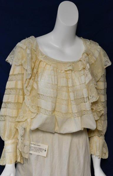 Antique Linen Dress