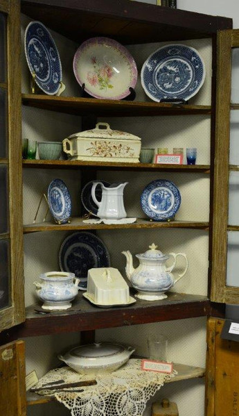Barn Creek Out-Kitchen Cabinet