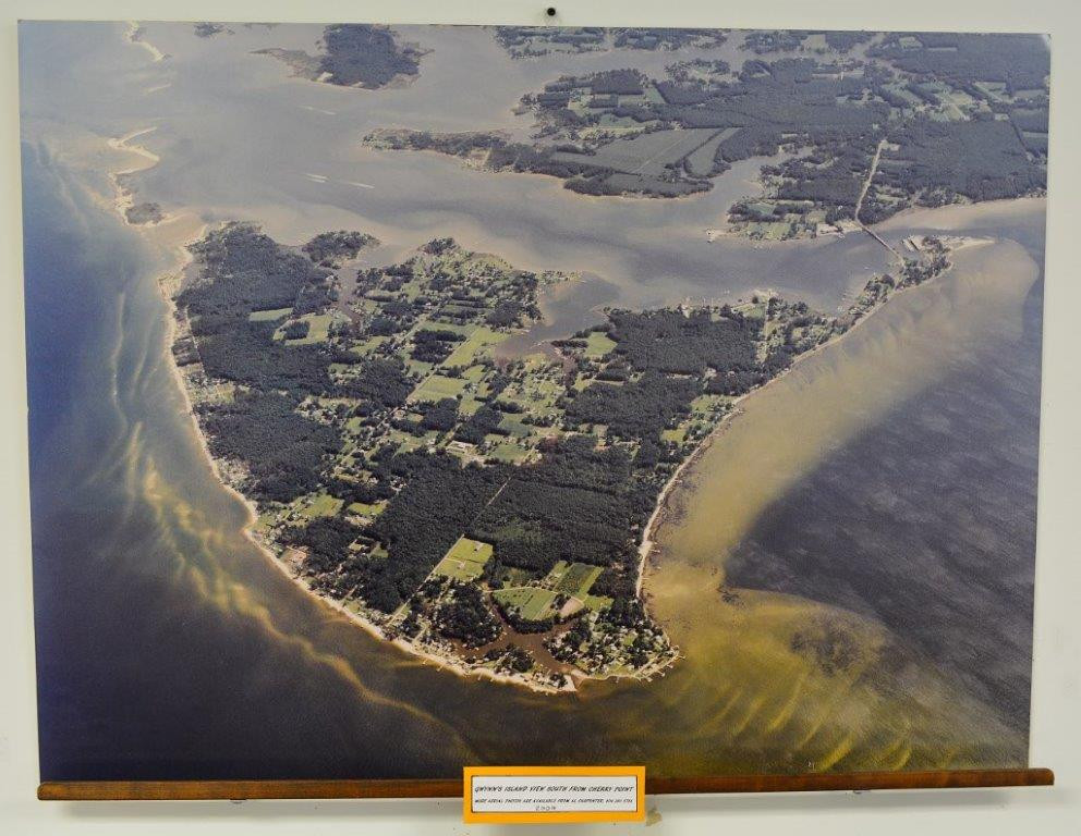 Gwynn's Island Air Photo