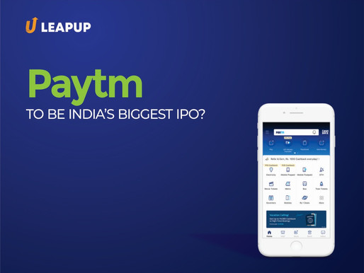 PayTm - India's Biggest IPO?
