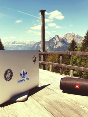Working remote like digital nomads