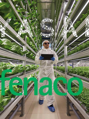 YASAI & fenaco invest together CHF 1'500'000.- in the first Circular Vertical Farm worldwide