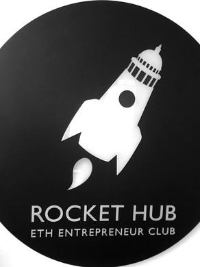 RocketHub & FuckUpNight by ETH Entrepreneur Club